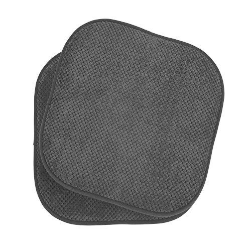 Ellington Home Non Slip Memory Foam Chair Cushion Pads - 17