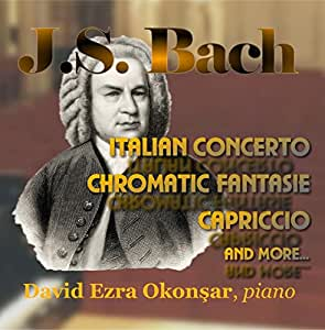 J.S. Bach Italian Concerto and other pieces