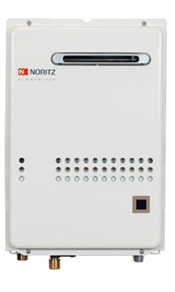 Noritz NRC71ODNG Outdoor Condensing Tankless Water Heater, 7.1 GPM - Natural Gas