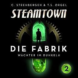 Die Fabrik : Wächter im Dunkeln (Steamtown 2)