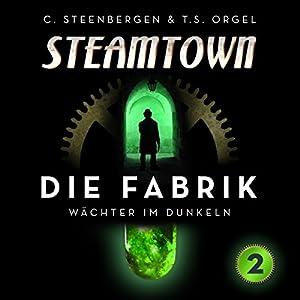 Die Fabrik : Wächter im Dunkeln (Steamtown 2) Hörspiel