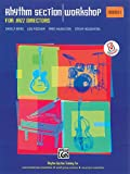 img - for Rhythm Section Workshop for Jazz Directors: Rhythm Section Training for Instrumental Jazz Ensembles * Small Group Combos * Vocal Jazz Ensembles (Drumset), Book & CD book / textbook / text book