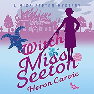 Witch Miss Seeton Audiobook