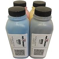 New Era Toner - 4 Toner Refill Set (TN-115, TN-110) for Brother HL-4040CDN HL-4040CN HL-4070CDW DCP-9040CN DCP-9045CDN DCP-9045CDW MFC-9440CN MFC-9450CDN MFC-9840CDW