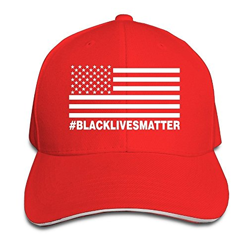 MaNeg Black Lives Matter Sandwich Peaked Hat & Cap for sale  Delivered anywhere in Canada