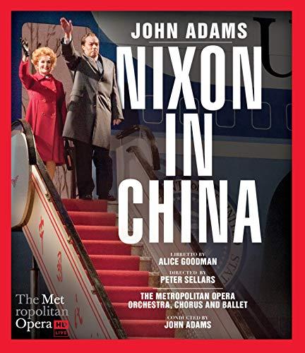 China Ginger - John Adams: Nixon in China (The Metropolitan Opera HD Live) (DVD+Blu-Ray)