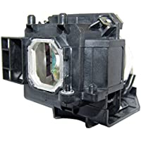 Lutema NP17LP-L01 NEC NP17LP Replacement DLP/LCD Cinema Projector Lamp, Economy