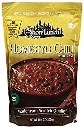Shore Lunch Homestyle Chili w/ Bean Mix - 10.6 oz
