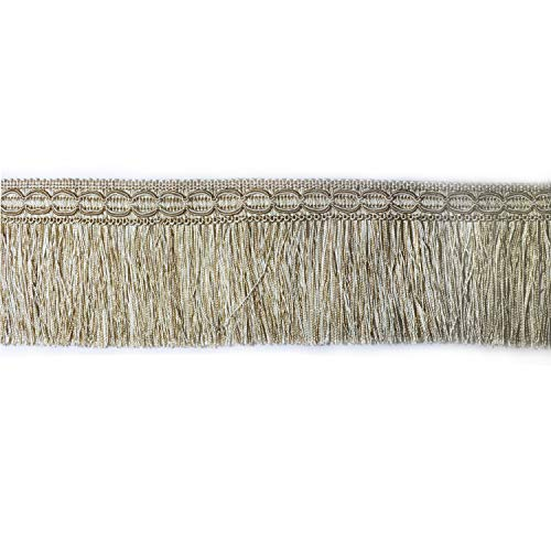 6.8Yard Brush Fringe Trim 3.54
