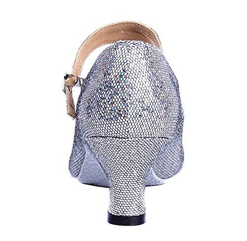 Danse Honeystore Soft Jane Ground Mary Femme Chaussure De Argent 4qxPwq7gE1