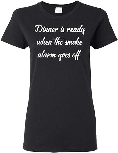 WARNING CHEF AT WORK Mens T-Shirt S-3XL Funny Printed Novelty Joke Top Cooking