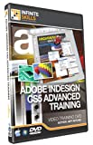 InfiniteSkills Advanced Adobe InDesign CS5 Tutorial DVD - Video Training (PC/Mac)