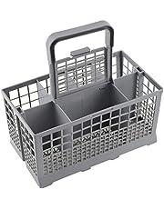 "Cenipar Dishwasher Cutlery Basket-Universal Basket (9.6"" x 5""x 4.8"")-Universal Basket with a Handle-Universal"