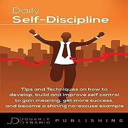 Daily Self Discipline