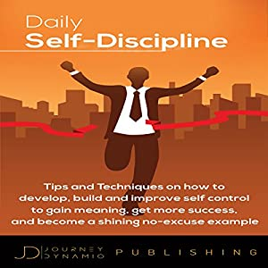 Daily Self Discipline Audiobook