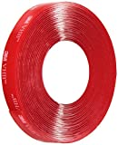 3M VHB Heavy Duty Mounting Tape 4910, Clear, 0.5 in width x 5 yd length (1 Roll)