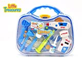Best Little Treasures 3 Year Old Boy Gifts - Little Treasures Travelling Mini Doctors Play Package that Review