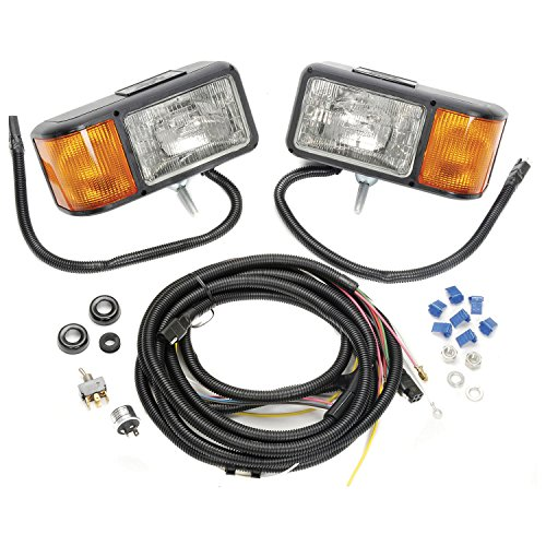 Buyers Products 1311005 Buyers Halogen Sealed Beam Snowplow Light Kit by Buyers Products