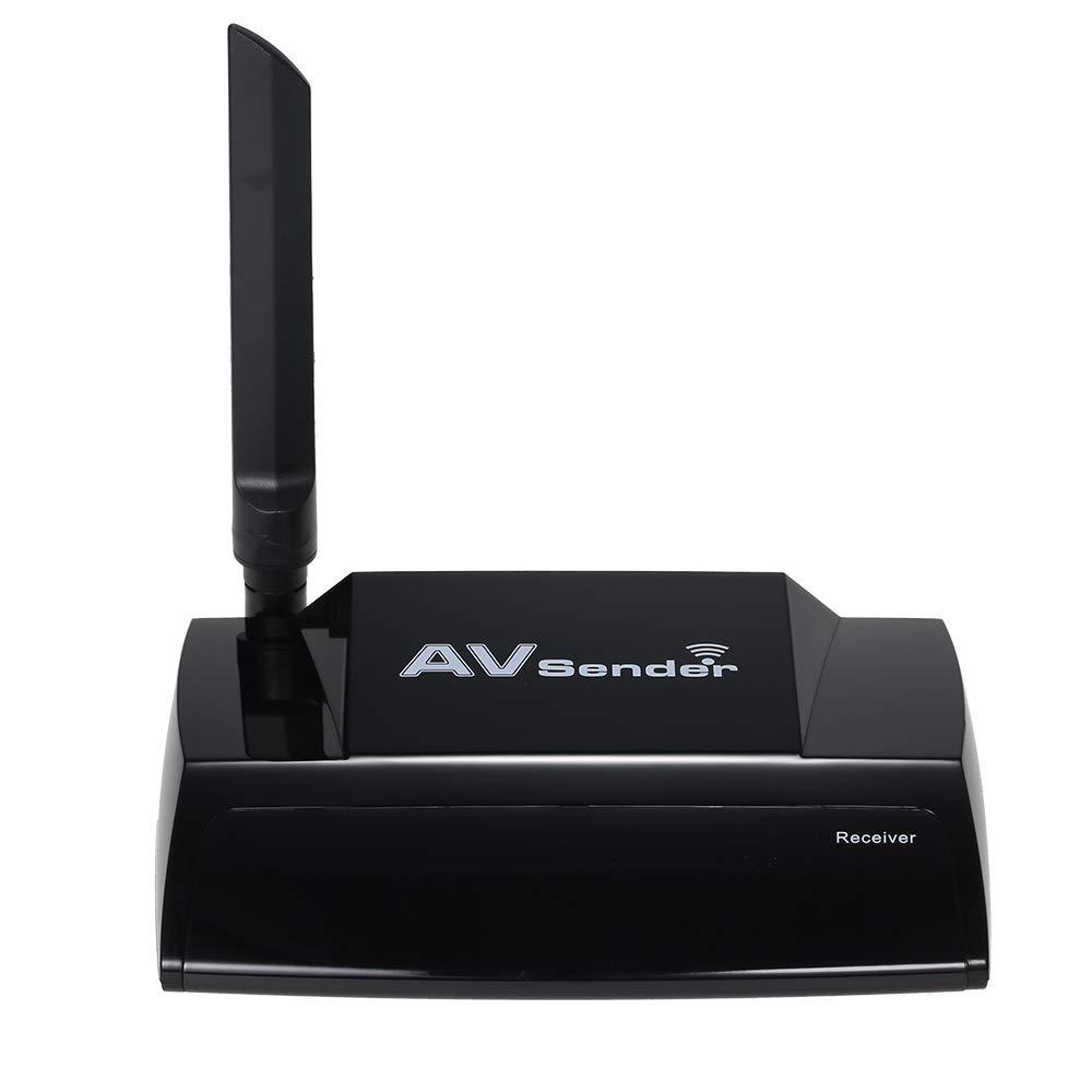 Docooler /Émetteur et r/écepteur /émetteur AV sans Fil de 5.8GHz HD 300 m/ètres