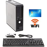 Dell Core 2 Duo 3.00GHZ, New 3GB, 1TB, DVDRW, Windows 7 PRO 64 Bit-(Certified Reconditioned) (Certified Refurbished)