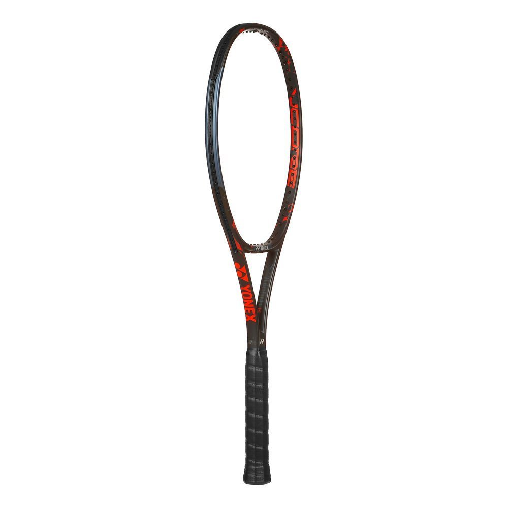ヨネックスVcore Pro 97 ( 310g )ブラック/ブルー/オレンジテニスラケットStrung withカスタムラケット文字列色 B07C28ZKKJ 4 1/4