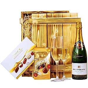 Champagner&Sekt-Präsentkörbe