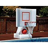 Rock the House Swimming Pool Basketball Game