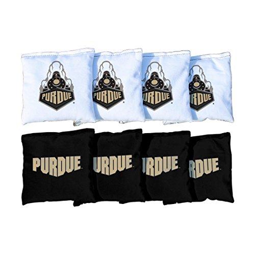8 Purdue Boilermakers Regulation Cornhole Bags (corn filled) Purdue Boilermakers Bag