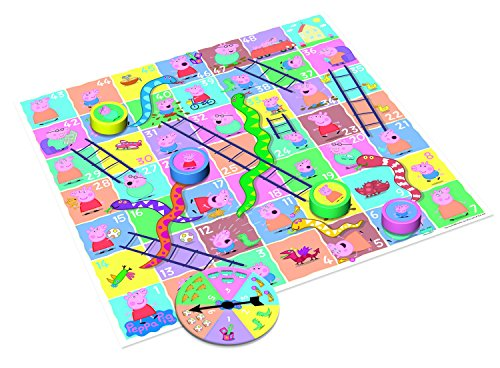 Peppa Pig Ups & Downs Game (Pig Board Game compare prices)