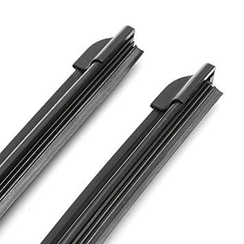 RMG # 1 par 2 escobillas limpiaparabrisas delanteras para Sportage fabricado a partir de año 2010 al 2015 tamaños cepillos 60 y 45 cm: Amazon.es: Coche y ...