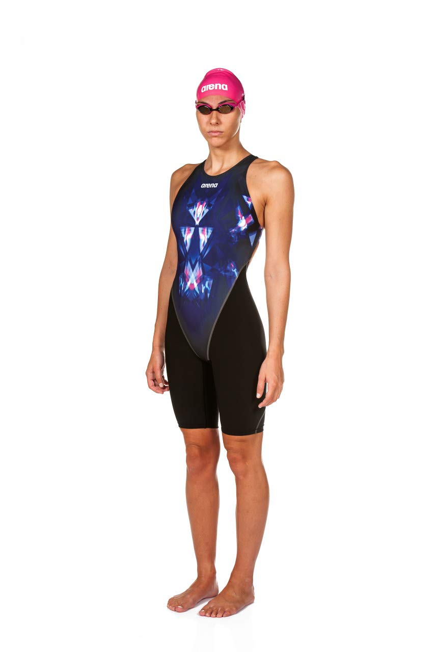 arena Womens Powerkin St 2.0 Full Body Short Leg Swimming One Piece Racing Suit