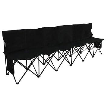 Amazon.com: FDInspiration - Silla de camping de 6 plazas ...