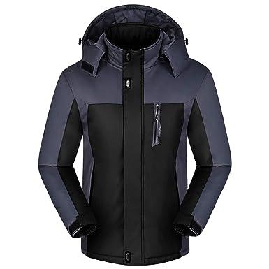 5f03ddbaf Rosennie Fashion Mens Wind Jacket