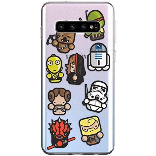 WooWie TPU Silicone Phone Case for Samsung A80 A70 A60 A50 A40 A30 A20e A10 A9 A8 A7 Woman Star Art Cute Famous Hero Print Wars Slim Fit Cartoon Design Film Girls Anti Fingerprint Scratch Resistant