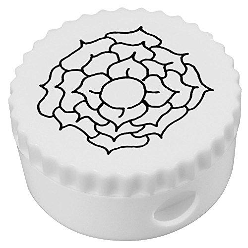 Azeeda 'Belle Fleur' Taille-Crayon Compact (PS00010920)