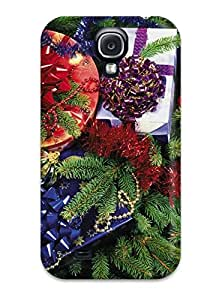 Oscar M. Gilbert's Shop Durable Holiday Christmas Back Case/cover For Galaxy S4