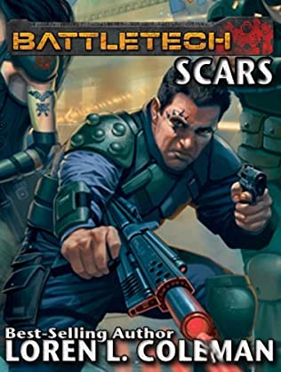 book cover of Scars