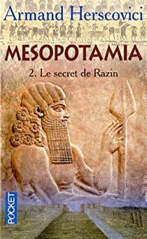 Mesopotamia, Tome 2 : Le secret de Razin par Herscovici