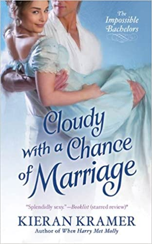 Download ebooks for ipod Cloudy With A Chance Of Marriage (Impossible Bachelors) by Kieran Kramer in Danish PDF RTF DJVU