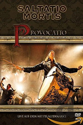 Blu-ray : Saltatio Mortis - Provocatio-live Auf Dem Mittelaltermarkt (United Kingdom - Import)