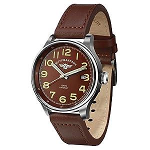 Sturmanskie Space Pioneers Russian Automatic Men's Watch Brown 2416/2345336