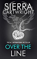 Over the Line: (An Erotic Romance) (Mastered Book 3)
