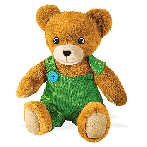"YOTTOY Corduroy Bear 13"" Soft Toy from YOTTOY"