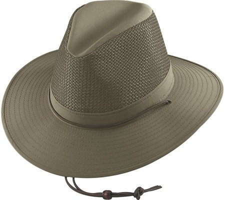 c3a46033f52 Henschel Hats Aussie Breezer 5320 Firm Mesh Hat at Amazon Men s ...