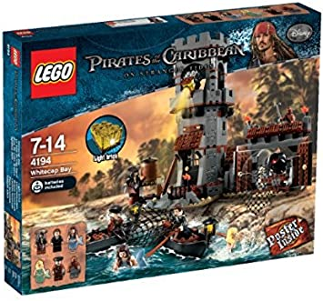 LEGO Piratas del Caribe 4194 - Whitecap Bay: Amazon.es: Juguetes y juegos