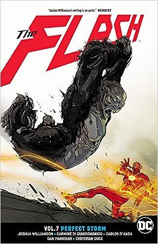 b1fb1ccdc9e869 Amazon.com: The Flash Vol. 7: Perfect Storm (9781401284527): Joshua ...