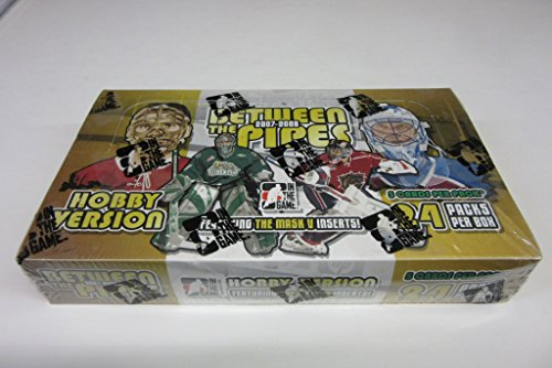 - 2007/08 In The Game Between The Pipes Hockey Box (Hobby)