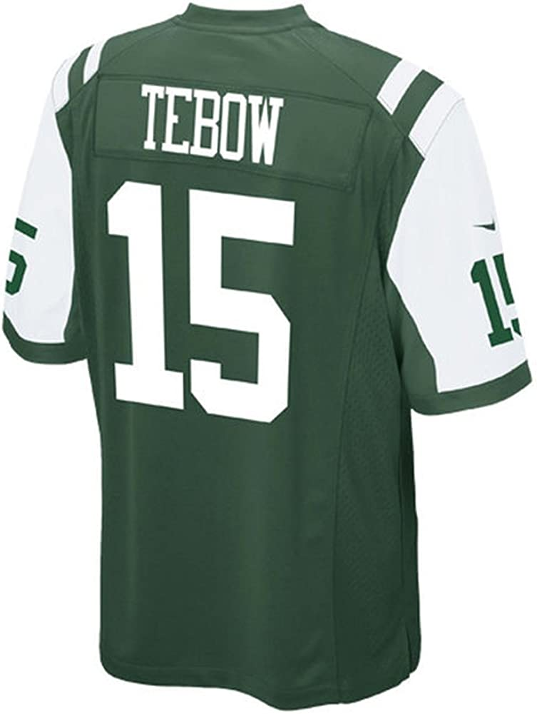 New York Jets Tim Tebow Game Jersey