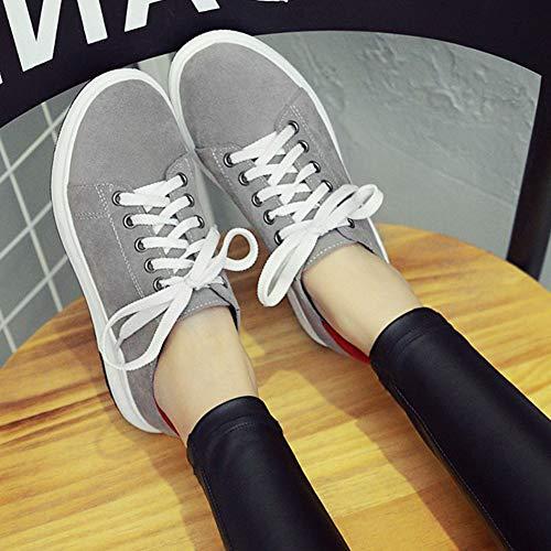 Grau Sneaker Kingrover Grau Donna Donna Kingrover Kingrover Sneaker Sneaker Donna Grau qvIx8