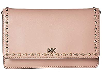 d622f33e1945 Image Unavailable. Image not available for. Color  MICHAEL Michael Kors  Phone Crossbody Fawn